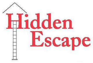 mark for HIDDEN ESCAPE, trademark #78675375