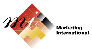 mark for MI MARKETING INTERNATIONAL, trademark #78675788