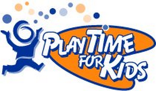 mark for PLAYTIME FOR KIDS, trademark #78675842