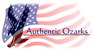mark for AUTHENTIC OZARKS, trademark #78676097