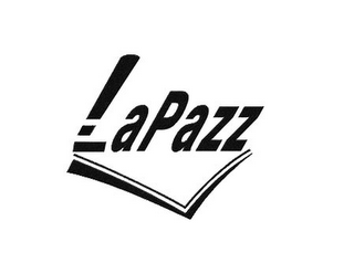 mark for LAPAZZ, trademark #78678034