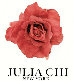 mark for JULIA CHI NEW YORK, trademark #78678057
