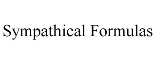 mark for SYMPATHICAL FORMULAS, trademark #78679229