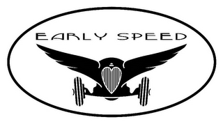 mark for EARLY SPEED, trademark #78680156