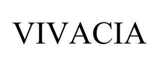 mark for VIVACIA, trademark #78681092
