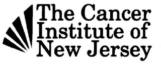 mark for THE CANCER INSTITUTE OF NEW JERSEY, trademark #78682418