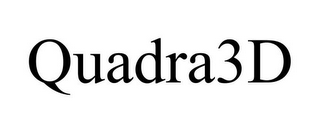 mark for QUADRA3D, trademark #78682518