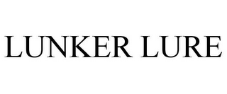 mark for LUNKER LURE, trademark #78682791