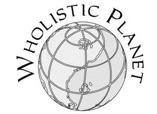 mark for WHOLISTIC PLANET, trademark #78683316