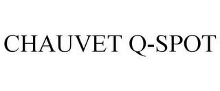 mark for CHAUVET Q-SPOT, trademark #78683407