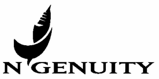 mark for N'GENUITY, trademark #78683827