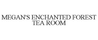 mark for MEGAN'S ENCHANTED FOREST TEA ROOM, trademark #78684497