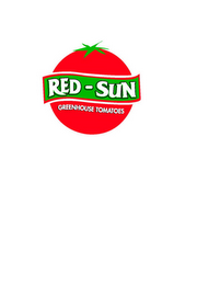 mark for RED-SUN GREENHOUSE TOMATOES, trademark #78684581