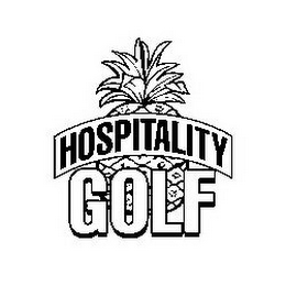 mark for HOSPITALITY GOLF, trademark #78684755