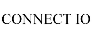 mark for CONNECT IO, trademark #78685056