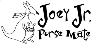 mark for JOEY JR. PURSE MATE, trademark #78686343