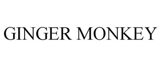 mark for GINGER MONKEY, trademark #78687710