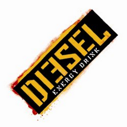 mark for DIESEL ENERGY DRINK, trademark #78688107