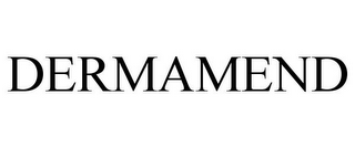 mark for DERMAMEND, trademark #78688543