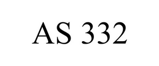 mark for AS 332, trademark #78688756