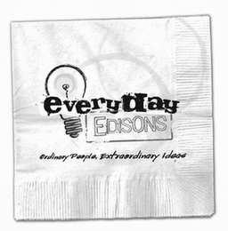 mark for EVERYDAY EDISONS ORDINARY PEOPLE, EXTRAORDINARY IDEAS, trademark #78689340