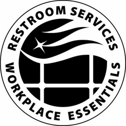 mark for WORKPLACE ESSENTIALS RESTROOM SERVICES, trademark #78689767