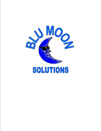 mark for BLU MOON SOLUTIONS, trademark #78690006