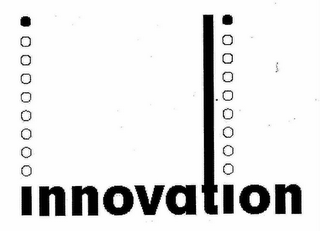mark for INNOVATION, trademark #78690076