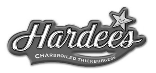 mark for HARDEE'S CHARBROILED THICKBURGERS, trademark #78690341
