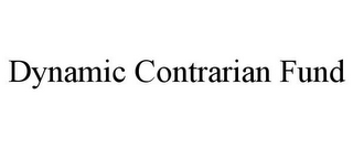 mark for DYNAMIC CONTRARIAN FUND, trademark #78690958