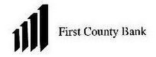 mark for FIRST COUNTY BANK, trademark #78691456