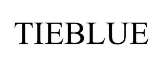 mark for TIEBLUE, trademark #78691728