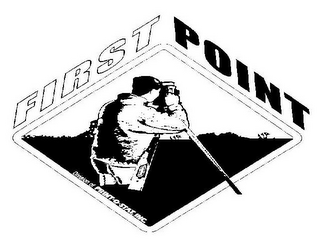 mark for FIRST POINT DIVISION OF PRINT-O-STAT, INC., trademark #78692387