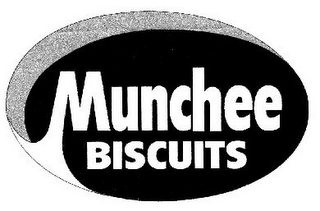 mark for MUNCHEE BISCUITS, trademark #78692662