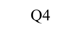 mark for Q4, trademark #78695347
