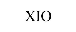 mark for XIO, trademark #78695430