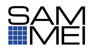 mark for SAM MEI, trademark #78696054