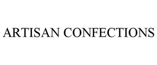 mark for ARTISAN CONFECTIONS, trademark #78696391