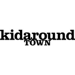 mark for KIDAROUND TOWN, trademark #78696901