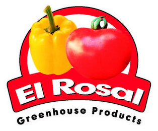 mark for EL ROSAL GREENHOUSE PRODUCTS, trademark #78697653