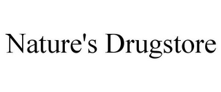 mark for NATURE'S DRUGSTORE, trademark #78699695