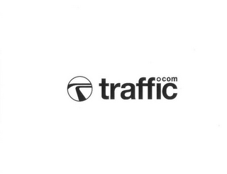 mark for TRAFFIC.COM, trademark #78699829