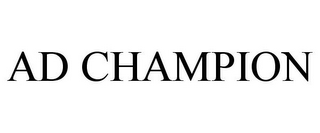 mark for AD CHAMPION, trademark #78700830