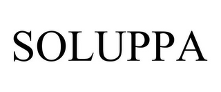 mark for SOLUPPA, trademark #78701059
