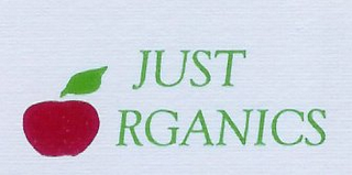mark for JUST ORGANICS, trademark #78701831