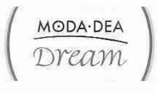 mark for MODA·DEA DREAM, trademark #78702320