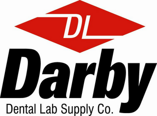 mark for DL DARBY DENTAL LAB SUPPLY CO., trademark #78702372