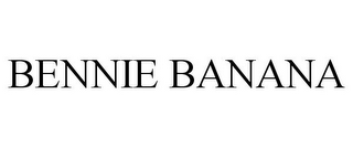 mark for BENNIE BANANA, trademark #78702725