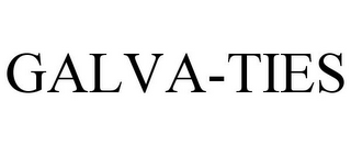 mark for GALVA-TIES, trademark #78704295