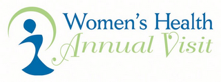 mark for WOMEN'S HEALTH ANNUAL VISIT, trademark #78705373